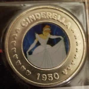 Disney Other - Disney Decades Coin Cinderella
